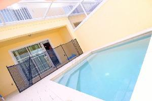 445574) Casa En Clermont Con Piscina, Aire Acondicionado, Lavadora