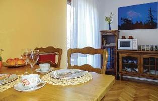 462238) Apartamento En El Centro De Bovec Con Internet, Jardín
