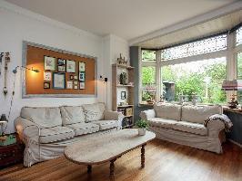 503494) Casa A 279 M Del Centro De Noordwijk Con Aparcamiento, Terraza, Jardín