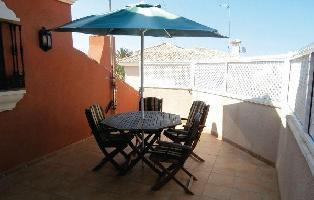 283379) Casa En El Centro De Playa Honda Con Internet, Piscina, Aire Acondicionado, Aparcamiento