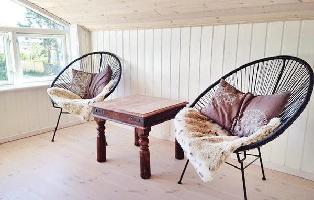 327285) Casa En Frederikshavn Con Piscina, Aire Acondicionado, Jardín, Lavadora