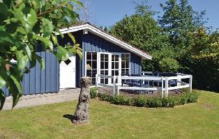 305731) Casa En Esbjerg Con Internet, Aire Acondicionado, Aparcamiento, Jardín