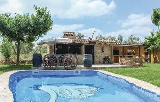 176873) Casa En La Puebla De Los Infantes Con Piscina, Aire Acondicionado, Jardín, Lavadora