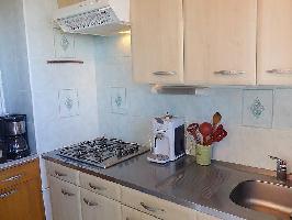 345400) Apartamento A 1.3 Km Del Centro De Canet-en-roussillon Con Ascensor, Balcón, Lavadora