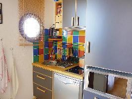 456908) Apartamento A 757 M Del Centro De Canet-en-roussillon Con Aire Acondicionado, Aparcamiento,