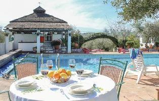 462287) Casa En La Puebla De Los Infantes Con Piscina, Aire Acondicionado, Aparcamiento, Jardín