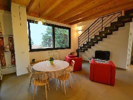 344830) Villa En El Centro De Nicolosi Con Piscina, Aire Acondicionado, Aparcamiento, Terraza