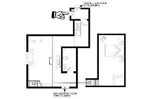 552953) Apartamento En El Centro De Florencia Con Aire Acondicionado, Lavadora