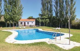550227) Casa En Constantina Con Piscina, Aire Acondicionado, Jardín