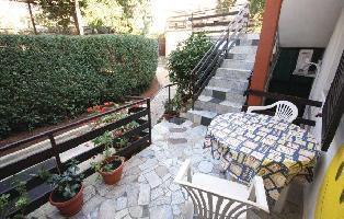 308044) Apartamento En El Centro De Medulin Con Internet, Aire Acondicionado, Jardín