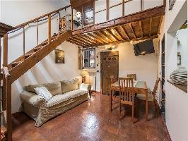 666773) Apartamento En El Centro De Florencia Con Lavadora
