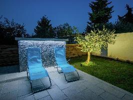 458500) Villa En Pula Con Piscina, Aire Acondicionado, Aparcamiento, Terraza