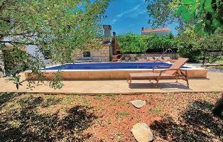 151433) Casa A 165 M Del Centro De Korcula Con Internet, Piscina, Aire Acondicionado, Jardín