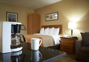 Hotel Comfort Inn Edmonton West