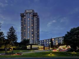 Hotel Westin Prince Toronto