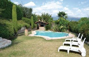 155969) Apartamento En Grasse Con Internet, Piscina, Jardín, Lavadora