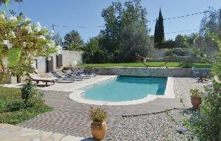 306618) Casa En Grasse Con Internet, Piscina, Aire Acondicionado, Jardín