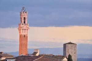 553171) Apartamento En El Centro De Siena Con Aire Acondicionado, Ascensor, Lavadora