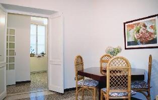636518) Apartamento A 90 M Del Centro De Génova Con Internet, Jardín, Lavadora