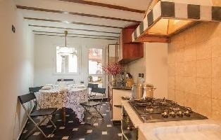 643945) Apartamento A 229 M Del Centro De Génova Con Internet, Aire Acondicionado, Jardín, Lavadora