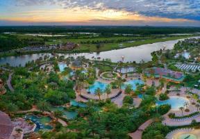 Hotel Jw Marriott Grande Lakes