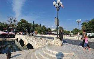 264075) Apartamento En El Centro De Trogir Con Internet, Aire Acondicionado, Aparcamiento, Terraza