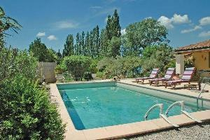 157659) Casa En Saint-rémy-de-provence Con Internet, Piscina, Aire Acondicionado, Jardín