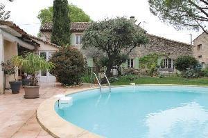 159761) Casa En El Centro De Saint-rémy-de-provence Con Internet, Piscina, Aire Acondicionado, Jardí