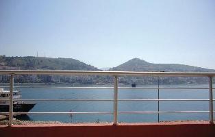 205663) Apartamento A 1.4 Km Del Centro De Sarandë Con Aire Acondicionado