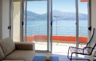 205763) Apartamento A 1.4 Km Del Centro De Sarandë Con Aire Acondicionado