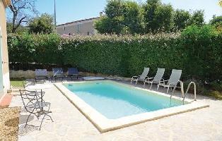 312677) Casa A 274 M Del Centro De Saint-rémy-de-provence Con Internet, Piscina, Aire Acondicionado,