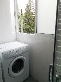 355850) Apartamento A 263 M Del Centro De Bat Yam Con Aire Acondicionado, Lavadora