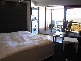 39757) Apartamento En El Centro De Blankenberge Con Aparcamiento, Jardín, Balcón