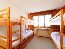 41499) Apartamento En Villars-sur-ollon Con Internet, Ascensor, Aparcamiento, Terraza