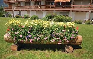 508744) Apartamento En Villars-sur-ollon Con Internet, Aparcamiento, Jardín