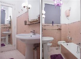 552978) Apartamento En El Centro De Nápoles Con Internet, Aire Acondicionado, Ascensor, Lavadora