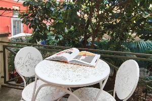553018) Apartamento En El Centro De Nápoles Con Aire Acondicionado, Ascensor, Lavadora