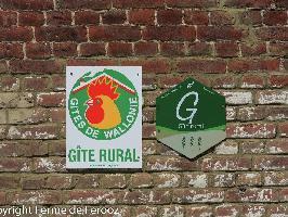 34635) Casa En Gembloux Con Aparcamiento, Terraza, Jardín, Lavadora