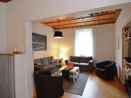 344535) Apartamento A 1.2 Km Del Centro De Bad Pyrmont Con Aparcamiento, Terraza, Jardín, Lavadora