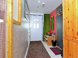 44911) Apartamento A 1.5 Km Del Centro De Bad Pyrmont Con Aparcamiento, Terraza, Jardín, Lavadora