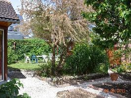 55229) Casa A 358 M Del Centro De Caen Con Aparcamiento, Terraza, Jardín