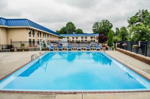 Hotel Comfort Inn Riverfront