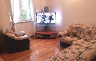 666903) Apartamento En El Centro De Split Con Internet, Aire Acondicionado, Jardín, Lavadora