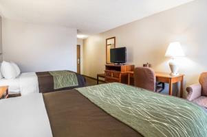 Hotel Comfort Inn At Buffalo Bill Village