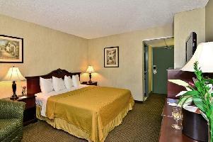 Hotel Quality Inn Downtown 4th Avenue, Spokane