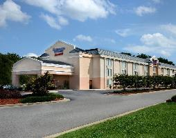 Hotel Fairfield Inn & Suites By Marriott Hopewell