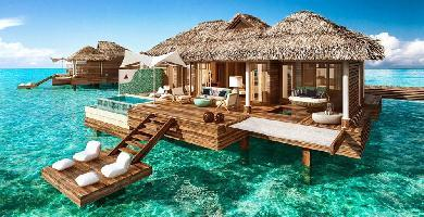 Hotel Sandals Royal Caribbean & Private Island All Inclusive