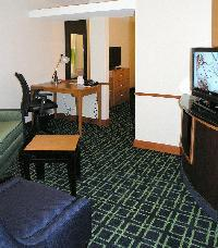 Hotel Fairfield Inn & Suites By Marriott Hooksett