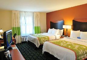 Hotel Fairfield Inn & Suites By Marriott North Platte