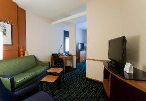 Hotel Fairfield Inn & Suites By Marriott Houston Conroe/woodlands